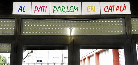 Al Pati Parlem en Català