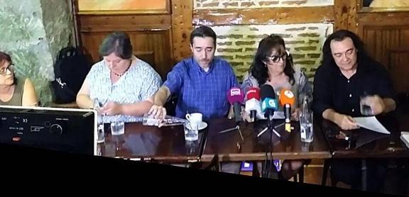 Rueda de Prensa Tirso rec