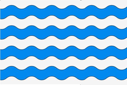 Bandera Tabarnia Marina ondas plata y azur 3 a 2