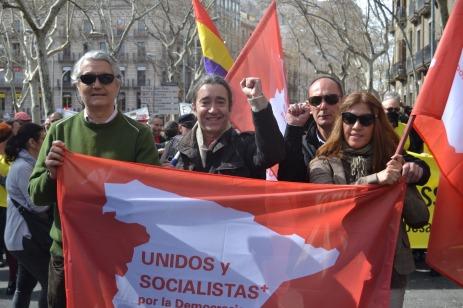 BARCELONA 17.03.2018.-Marcha-a-favor-de-las-pensiones-dignas-en-España.-Carlos-Cortizo 24