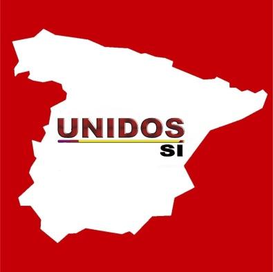 Logotipo UNIDOS SI 2020 Carmesí