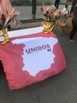 Salt St Jordi Bandera UNIDOS SI
