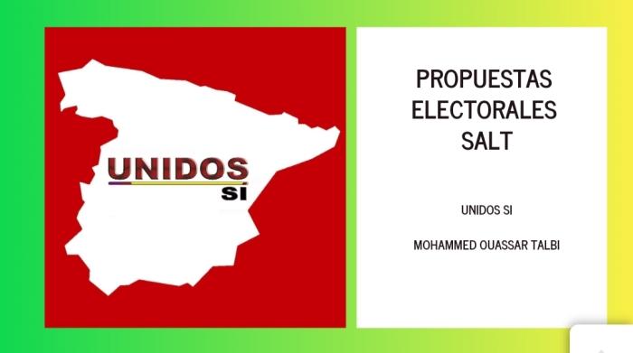 Salt St Jordi Propuestas Electorales