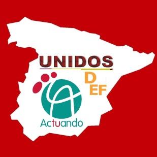 Logotipo UNIDOS Actuando por la Democracia