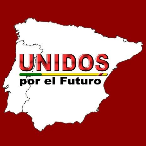 Logotipo UNIDOS por el Futuro - Galicia '20 Sq RL2